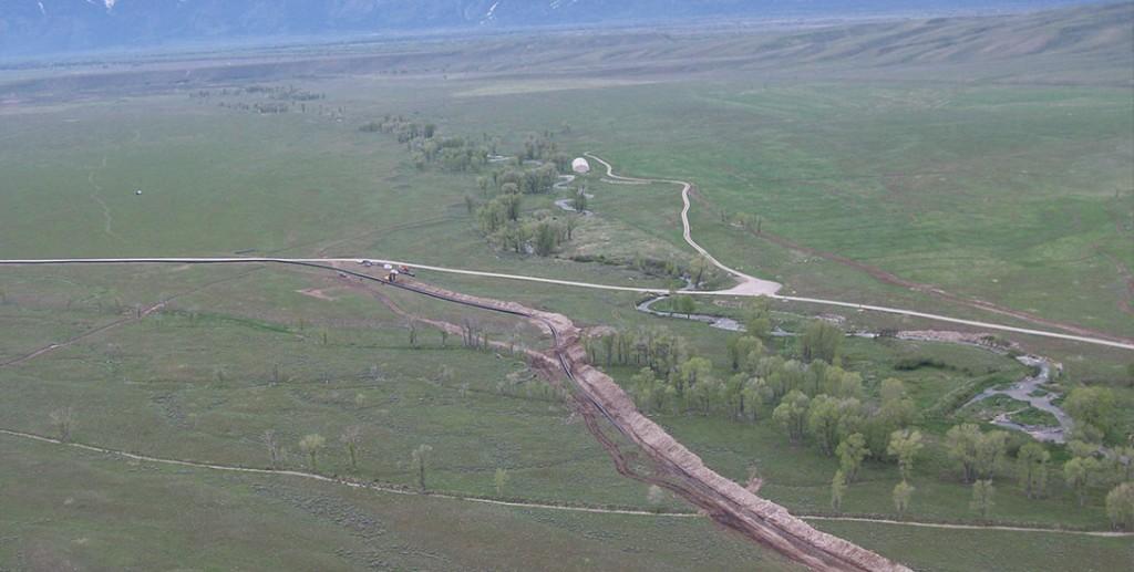 Elk Refuge Irrigation