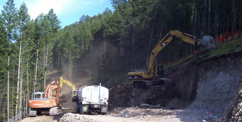 Pine Glades Development
