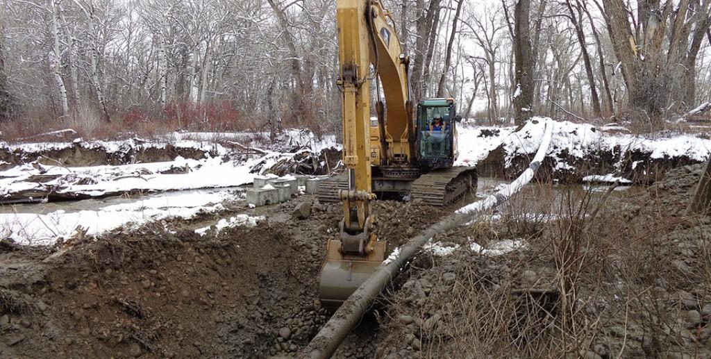 Elk Mountain Water Improvements