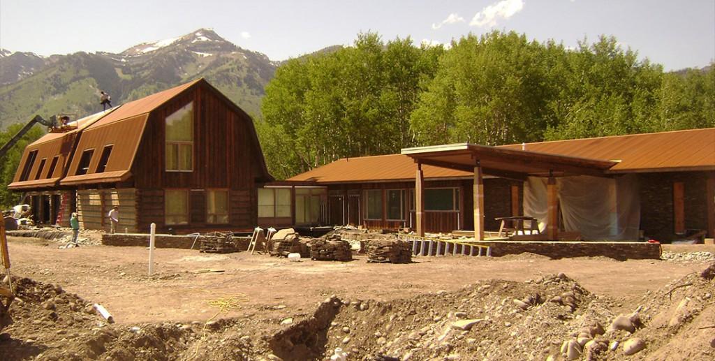 Lake Creek Ranch Residence