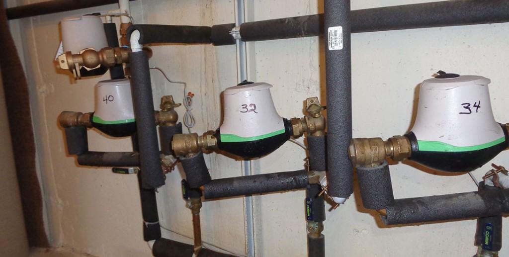 Pinedale Water Meters