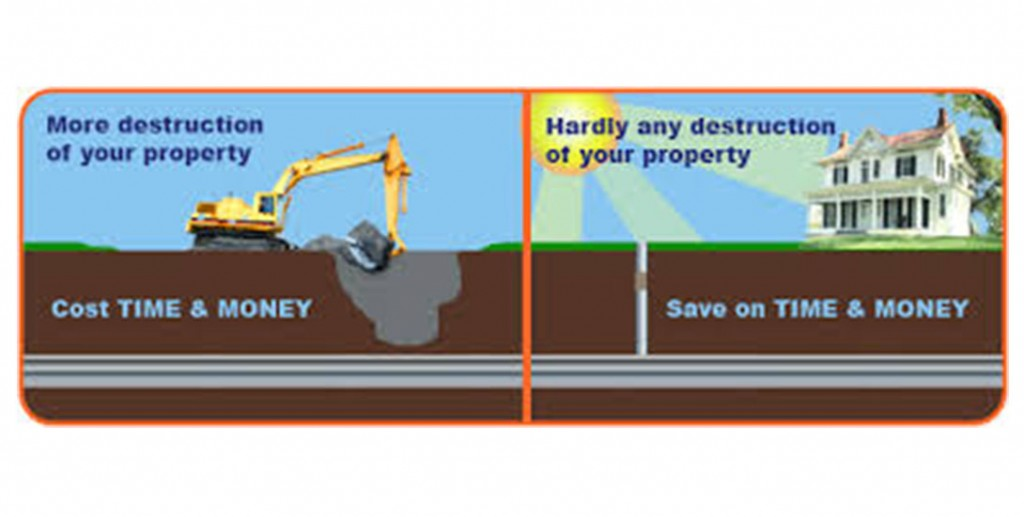 Trenchless Service Replacement